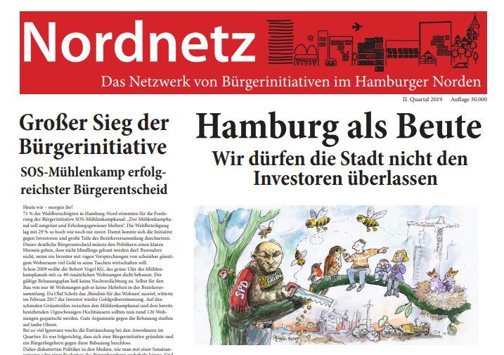 Nordnetz-Zeitung Ausgabe April 2019