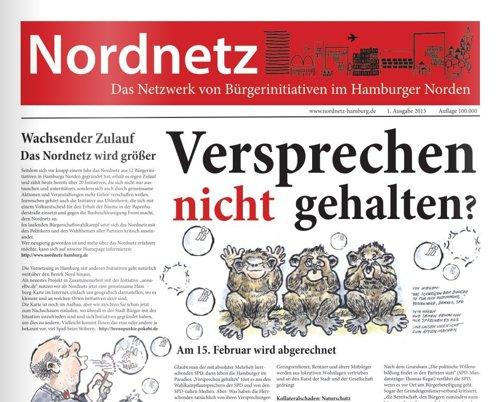 Nordnetz-Zeitung Ausgabe 2